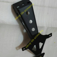 PROMO SPECIAL Spakbor fender braket dudukan plat nomor belakang PNP R1