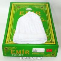 Peci Anak Putih Emir Takke Turkiey