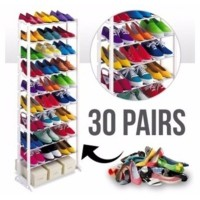 Rak Display Sepatu Amazing Shoes Rack Tempat Sepatu Lemari Wardobe
