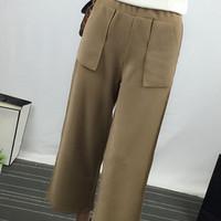Jegging Celana Jeans Stretch Wanita Jogger Kulot Bawahan fashion