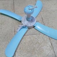 Kipas Angin gantung langit - Heli Fan 990mm 28 watt 28w Helifan Kyzuku