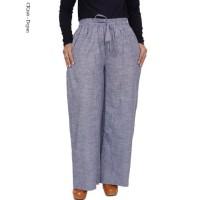 Celana Panjang Wanita Kulot Ukuran Jumbo Big Size