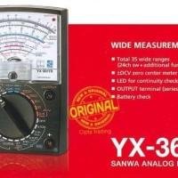 Sanwa Analog Multimeter YX 361TR