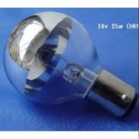 Shadowless Bola Lampu Operasi 24V 25W