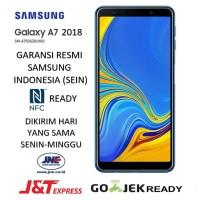 SAMSUNG GALAXY A7 2018 GARANSI RESMI SAMSUNG INDONESIA SEIN