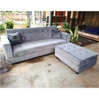 Sofa Reclining, Reklining L - Adele Set