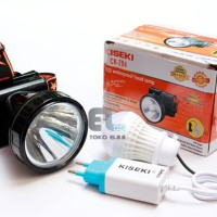 SENTER KEPALA HEADLAMP LED KISEKI CK294 40W