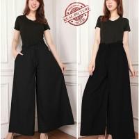 Celana Panjang Pende Wanita Blackrita Kulot [Celana Rok Wanita 0114]