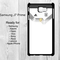 Casing Samsung J7 Prime Custom Case Jerman Jersey Piala Dunia