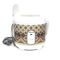 ALAT MASAK TERBARU MIYAKO Rice Cooker Mini Serbaguna Penanak Nasi