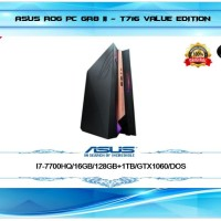ASUS ROG PC GR8 II - T716 -VALUE EDITION M00720
