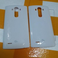 Tutup Casing HP LG G4 Putih Ceramic Backdoor Back Door LgG4 White