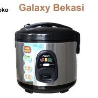 Aqua Rice cooker 1.8 Liter 400 Watt 5 IN 1 ARJHL18BSS