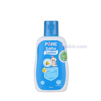 Pure Baby Lotion 80ml / lotion bayi / pelembab kulit bayi / cream bayi