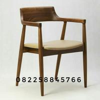 Kursi Tamu Minimalis, Sofa Kursi Makan Kayu Jati Murah Buatan Jepara