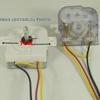 Timer Mesin Cuci 3 Kabel Washing Universal Merk LG-SHARP-SANYO DLL