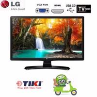 TOP LG 28 inch Monitor TV LED 28MT49VF Garansi Resmi Lg