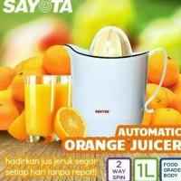 Sale! Sayota Automatic Juicer Orange Citrus Pemeras Jeruk Otomatis Sj