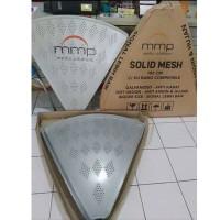 MMP Dish Antena Parabola Solid 6ft 6 feet Lubang Galvanis C / KU Band