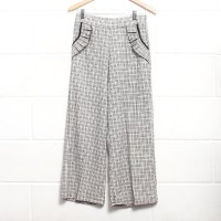 Celana Kulot Panjang Wanita Square Kulot Pants Kekinian dan Termurah
