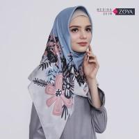 Medina Zein for Zoya Kerudung Segi Empat Cantik Airell Scarf TERMURA