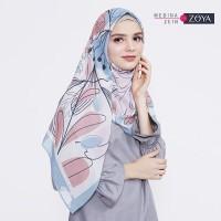 Medina Zein for Zoya Kerudung Segi Empat Cantik Razitta Scarf TERMUR