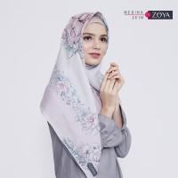 Medina Zein for Zoya Kerudung Segi Empat Cantik Keana Scarf TERMURAH