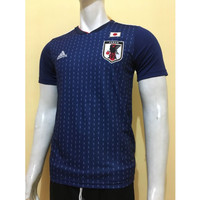 Jersey baju bola Jepang home piala dunia 2018 grade ori