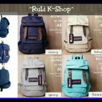 (New Arrival!!) Tas Ransel Jansport