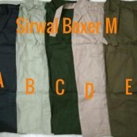 Banting Harga Celana Sirwal Boxer L Dan Xl