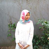 Jilbab square segiempat printed voal motif premium hijab