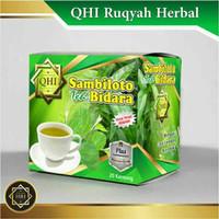 Teh Ruqyah Herbal QHI (Sambiloto Bidara)