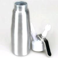 Whipped Cream Dispenser 500 mL - Silver Berkualitas