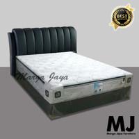 Airland Spring Bed 1 set 180x200 Kasur Pillow top bkn Elite Latex