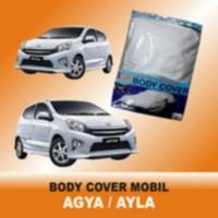 Termurah Body cover selimut sarung mobil Agya Ayla