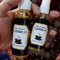 [PREMIUM] Parfum Mobil Kopi 95ml - katakunci pengharum ruangan gantung