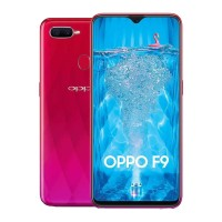 [NEW] OPPO F9 RED SUNRISE 4GB/64GB GARANSI OPPO INDONESIA [READY STOK]