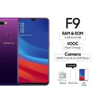 Oppo F9 Starry Purple Ram 4 Rom 64 Garansi Resmi 1Tahun