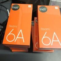 Xiaomi Redmi 6A Garansi Resmi TAM