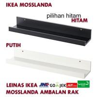 IKEA MOSSLANDA ambalan rak serba guna / rak dinding / moslanda