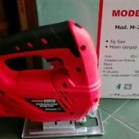 Mesin Jigsaw Modern M-2200 Gergaji Tangan Listrik Jig Saw Gera Terbaik