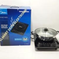 MIDEA kompor listrik IC 1610 / kompor induksi midea IC1610