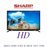 Sharp 32 inch LED TV LC-32LE180I/32LE180- Hitam