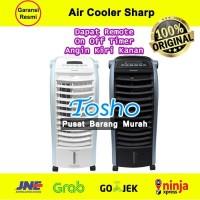 Sharp Air Cooler PJA36-TY Kipas Angin AC Dingin Remote Pendingin