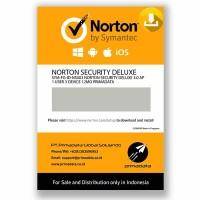 Jual Norton Security Deluxe Software Antivirus 3 Device ...