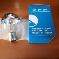 Bola Lampu Operasi 24V 25W - Shadowless Halogen Bulb