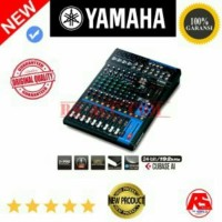 Power Mixer Yamaha Mg-12 Xu (12 Channel) Original