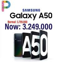 Samsung Galaxy A50 2019 4/64 64/4 ( 4 / 64 GB) Garansi Resmi SEIN