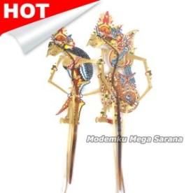 Miniatur Wayang Kulit Rama Shinta