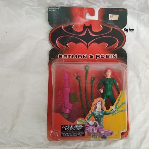 Jual Poison Ivy Jungle Venom Batman Robin Action Figure Kota Batam Warung Kado Bang Fey Tokopedia